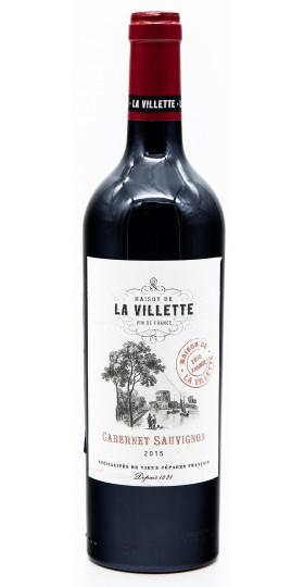 """Вино """"Maison de la Villette"""" Cabernet Sauvignon"""