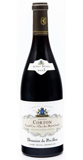 """Вино Domaine du Pavillon, Corton Grand Cru """"Clos des Marechaudes"""" AOC, 2013"""