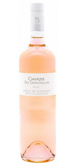 """Вино """"Charme des Demoiselles"""" Rose, Cotes de Provence AOP, 2015"""