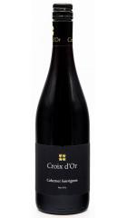 """Вино """"Croix d'Or"""" Cabernet Sauvignon Sec, Pays d'Oc IGP, 2016"""