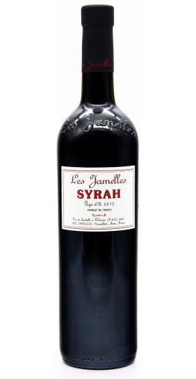 Вино Les Jamelles, Syrah, Pays d'Oc IGP, 2015