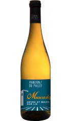 Вино Vignerons du Pallet, Muscadet Sevre et Maine sur Lie, 2015