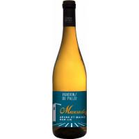 Вино Vignerons du Pallet, Muscadet Sevre et Maine sur Lie, 2018, 0.75 л