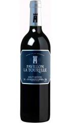 "Вино ""Pavillon la Tourelle"", Haut-Medoc AOC, 2017, 0.75 л"