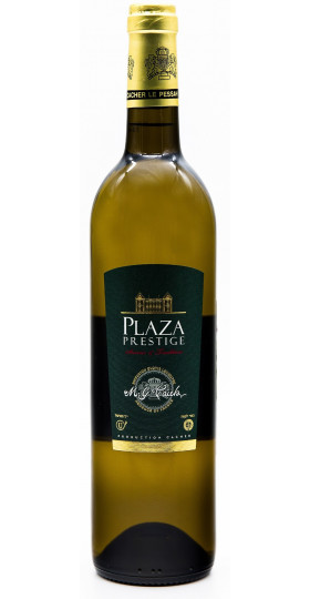 Вино Salleles d Aude, Plaza Prestige, 2013