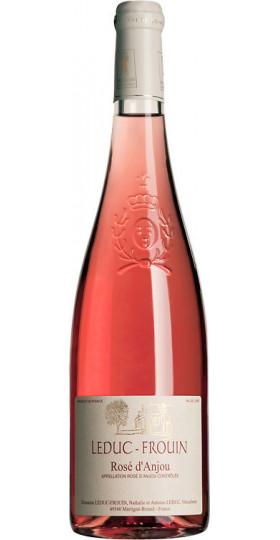 """Вино Domaine Leduc-Frouin, """"La Seigneurie"""", Rose d'Anjou AOC, 2016"""