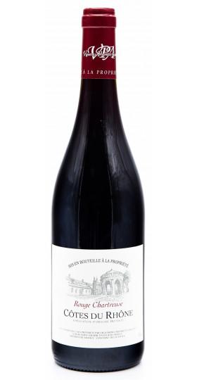 Вино Rouge Chartreuse, Cotes du Rhone, 0.75 л