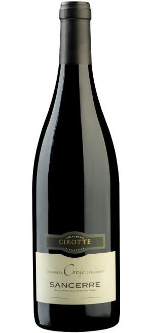 """Вино Cirotte, """"Domaine La Croix St-Laurent"""" Rouge, Sancerre AOC, 2014"""