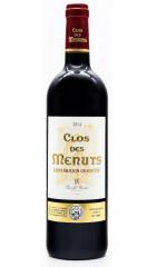 """Вино """"Clos de Menuts"""", Saint-Emilion Grand Cru AOC, 2014"""