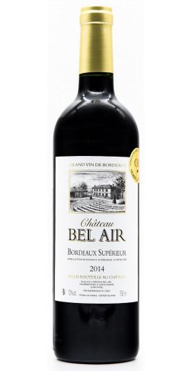 Вино Chateau Bel Air AOC Bordeaux Superieur