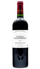 Вино Chateau Grand Rousseau, Bordeaux AOC, 2018