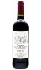 """Вино """"Chateau Grand Marceaux"""" Cuvee Exception, Medoc AOC"""