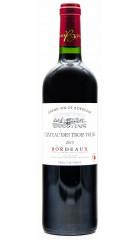 """Вино """"Chateau des Trois Tours"""", Bordeaux AOC"""