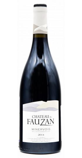 Вино Chateau de Fauzan Minervois, 2014, 0.75 л