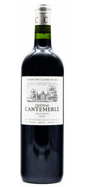 Вино Chateau Cantemerle, Haut-Medoc AOC 5-me Grand Cru, 2014, 0.75 л