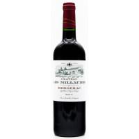 Вино Chateau Les Millaudes, Bergerac AOC, 2015