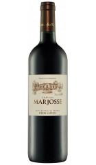 "Вино ""Chateau Marjosse"" Rouge, Bordeaux AOC, 2012"
