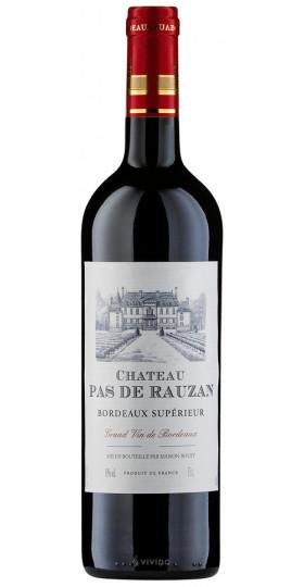 """Вино """"Chateau Pas de Rauzan"""", Bordeaux Superieur AOC"""