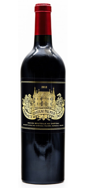 Вино Chateau Palmer, Margaux AOC 3-me Grand Cru Classe, 2012