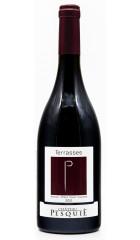 """Вино Chateau Pesquie, """"Terrasses"""" Rouge, Ventoux AOC, 2016, 0.75 л"""