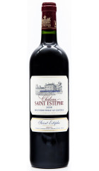 Вино Chateau Saint-Estephe, Cru Bourgeois AOC, 2013