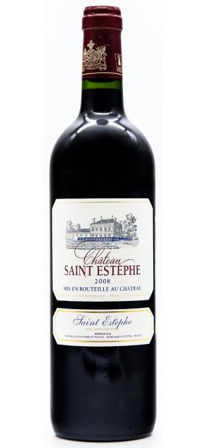 Вино Chateau Saint-Estephe, Cru Bourgeois AOC, 2015, 0.75 л