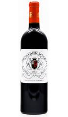 Вино Chateau Fourcas Hosten, Listrac AOC Cru Bourgeois, 2014, 0.75 л
