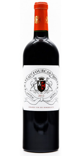 Вино Chateau Fourcas Hosten, Listrac AOC Cru Bourgeois, 2012, 0.75 л