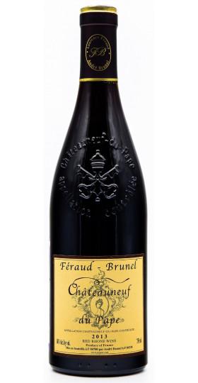 Вино Feraud-Brunel, Chateauneuf du Pape AOC, 2013