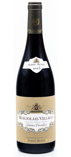 Вино Albert Bichot, Beaujolais-Villages AOC, 2018, 0.75 л