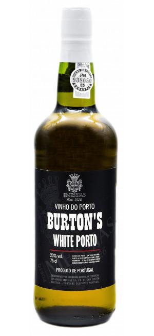 Портвейн Burton's, White Porto