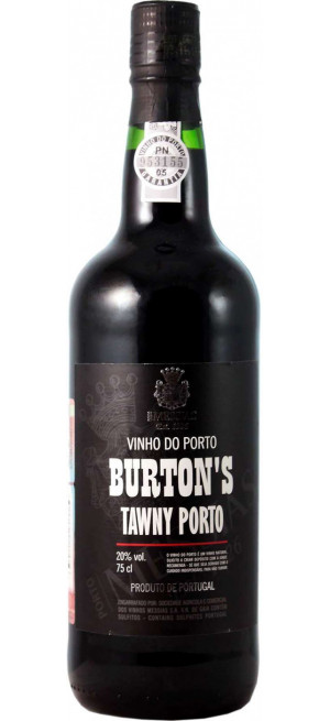 Портвейн Burton's, Tawny Porto, 0.75 л