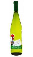 """Вино """"Verdegar"""" Branco, Vinho Verde DOC, 2017, 0.75 л"""