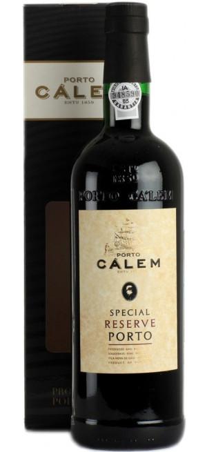 "Портвейн ""Calem"" Special Reserve Porto, gift box"