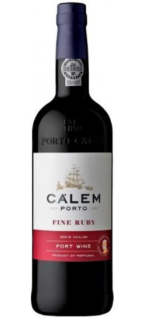 """Портвейн """"Calem"""" Fine Ruby Porto"""