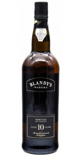 "Вино Blandy's, ""Sercial"" Dry 10 Years Old"