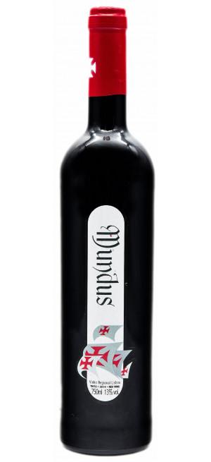 "Вино ""Mundus"" Tinto, 2014"