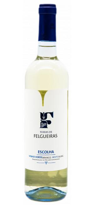 "Вино ""Terras de Felgueiras"" Escolha, Vinho Verde DOC, 0.75 л"