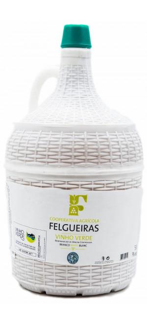 Вино Cooperativa Agricola de Felgueiras DOC, 5 л