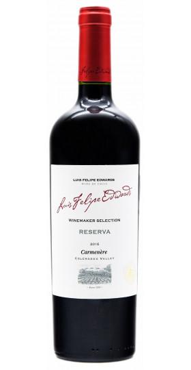 "Вино Luis Felipe Edwards, ""Reserva"" Carmenere"