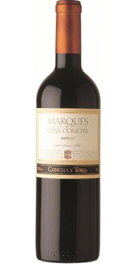 """Вино """"Marques de Casa Concha"""" Merlot, 2011"""