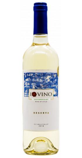 """Вино """"I Love Vino"""" Sauvignon Blanc Reserva, Maule Valley DO"""