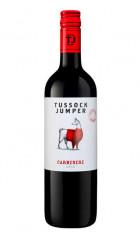 """Вино """"Tussock Jumper"""" Carmenere, 2019, 0.75 л"""