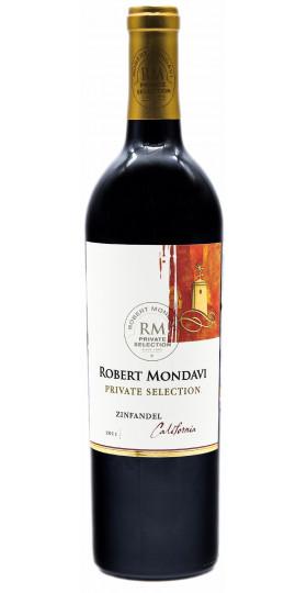 "Вино Robert Mondavi, ""Private Selection"" Zinfandel"