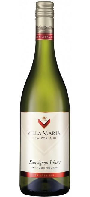 """Вино Villa Maria, """"Private Bin"""" Sauvignon Blanc, 2019, 0.75 л"""