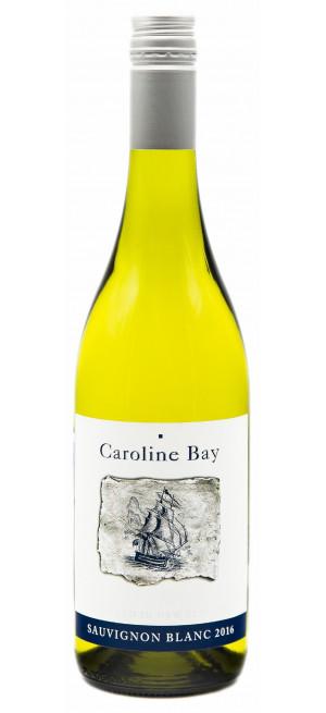 "Вино ""Caroline Bay"" Sauvignon Blanc, 2020"