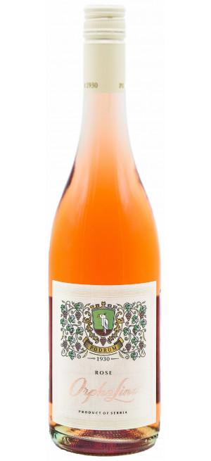 "Вино Vinarija Kovacevic, ""Orpheline"" Rose 0,75 л"