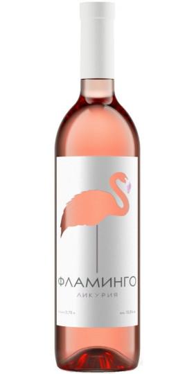 """Вино """"Ликурия"""" Фламинго"""