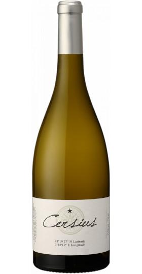 """Вино """"Cersius"""" Blanc, Coteaux de Beziers IGP, 0.75 л"""