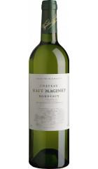 """Вино """"Chateau Haut Maginet"""" Blanc, Bordeaux AOC, 2018, 0.75 л"""